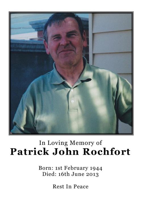 Patrick Rochfort