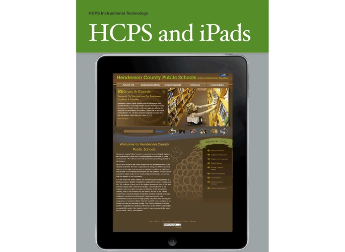 HCPS and iPads
