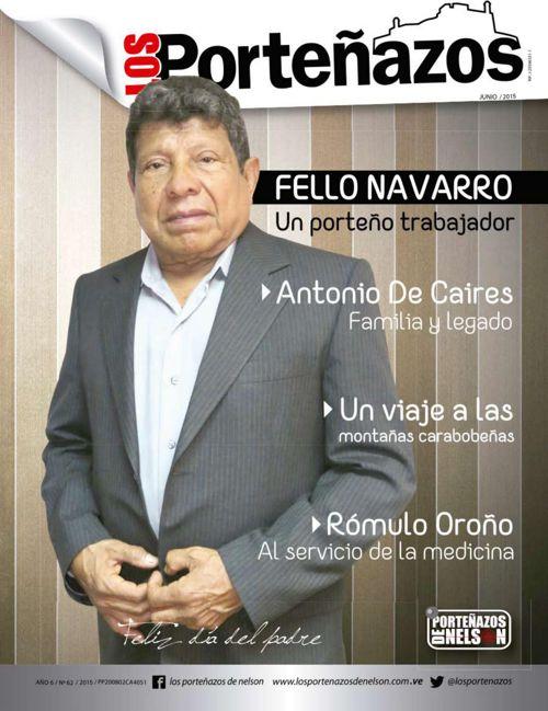 LOS PORTEÑAZOS DE NELSON JUNIO
