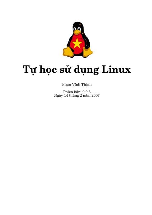 Tu hoc linux