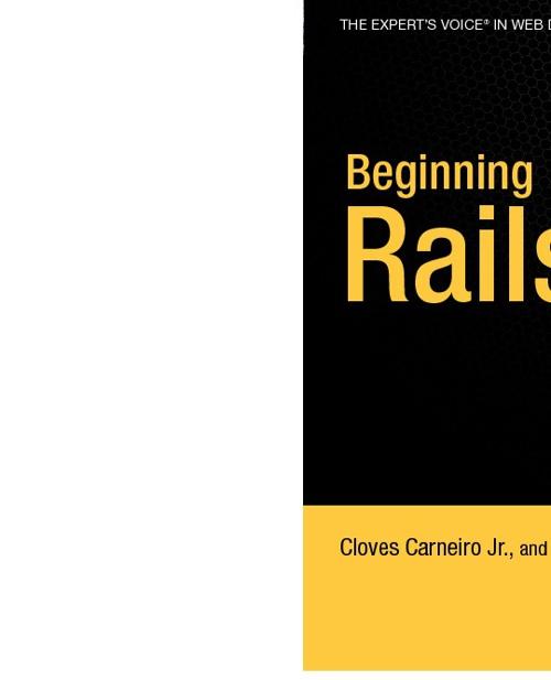 Begining Ruby on Rails 3.0