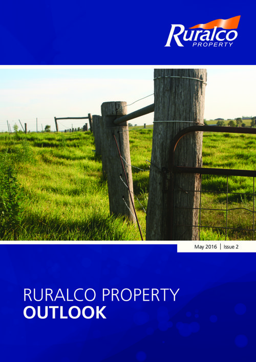 RURALCO PROPERTY OUTLOOK__ISSUE 2_MAY 2016