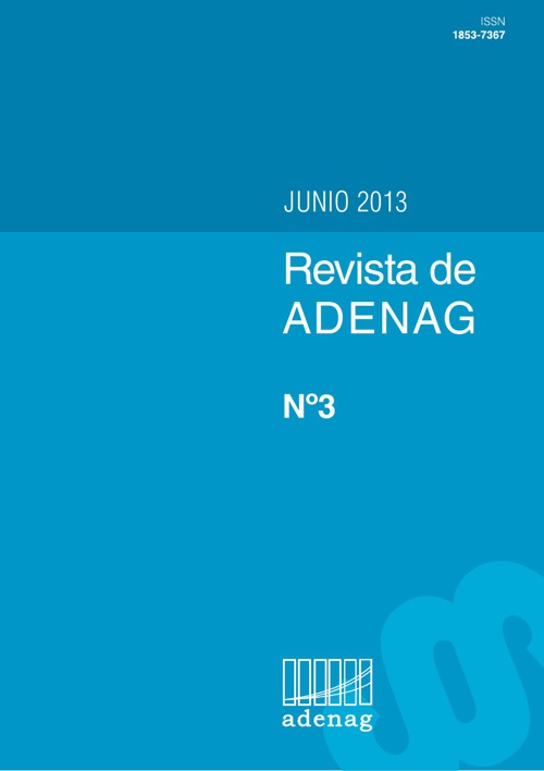 Revista Adenag