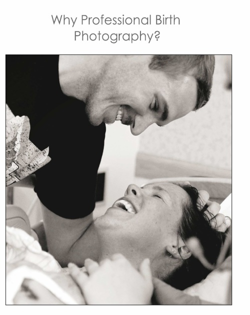 Why Professional Birth Photography?