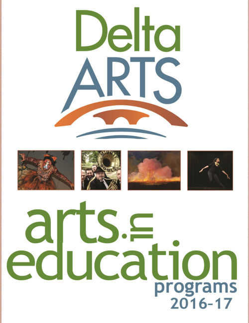 2017 Arts in Education Booklet