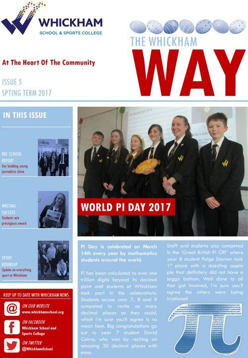 Education Newsletter Spring 2017