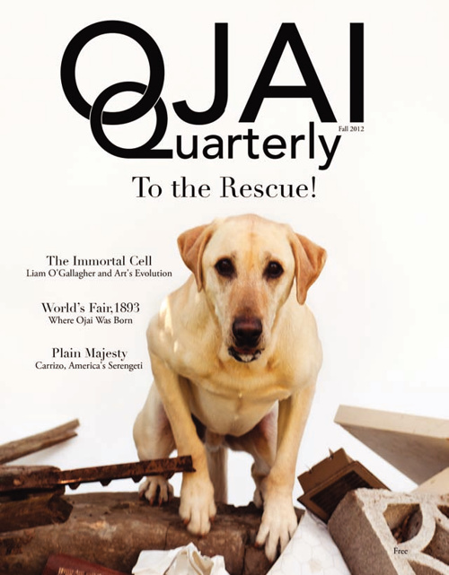 Ojai Quarterly - Fall Issue