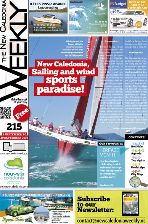 Weekly N°215 09 September- 29 September