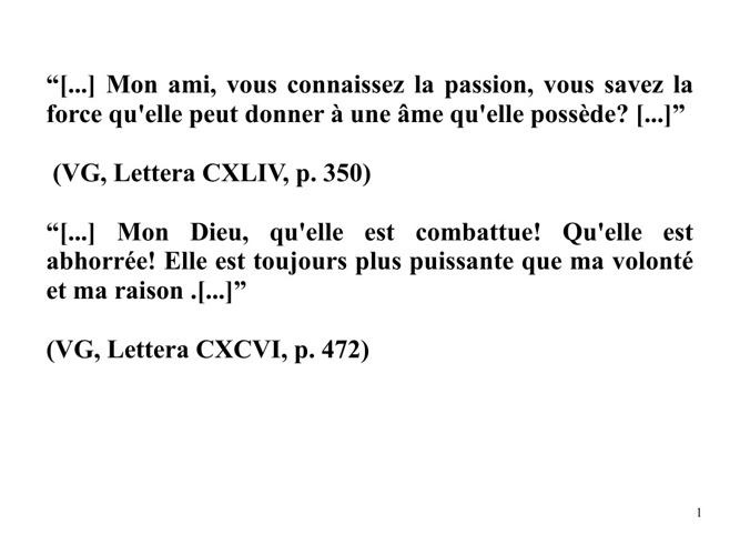 Vol. VII Citazioni corso Lespinasse-Laclos