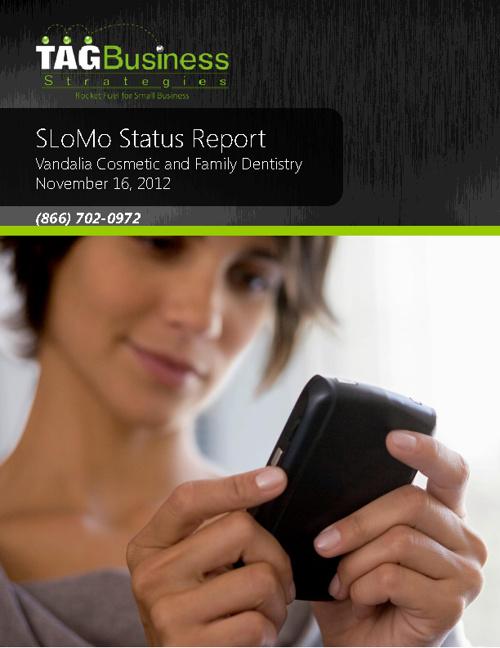 VCFD Status Report 20121116
