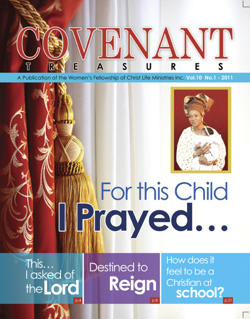 Covenant Treasures Magazine 2011