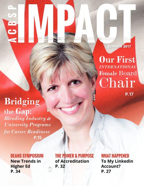 ACBSP Impact — Summer 2017