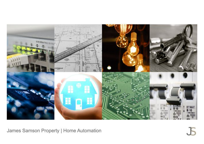 James Ssamson Property | Home Automation