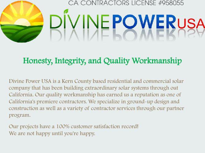 Solar Systems Bakersfield Ca