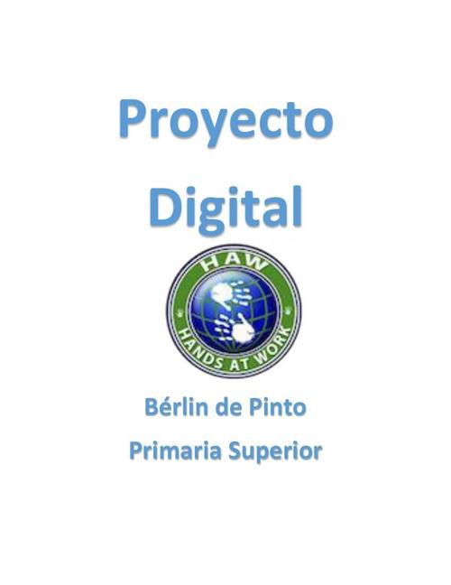 Proyecto Digital final