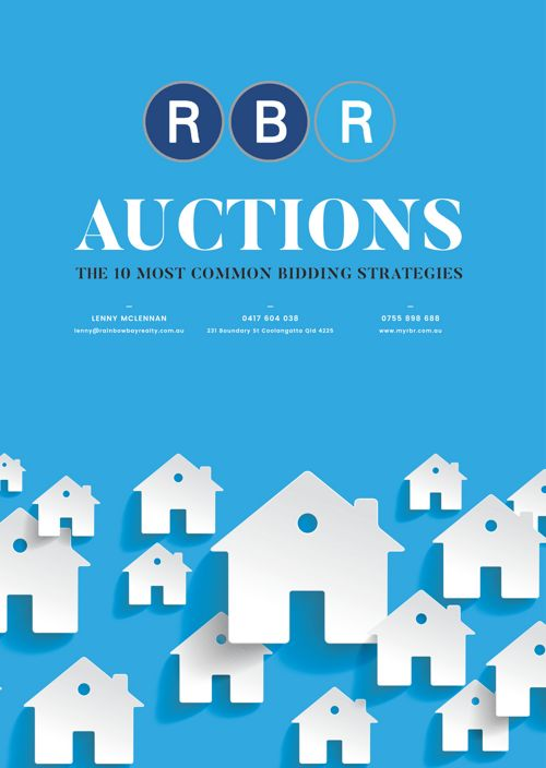 The 10 most common strategies at property auctions...