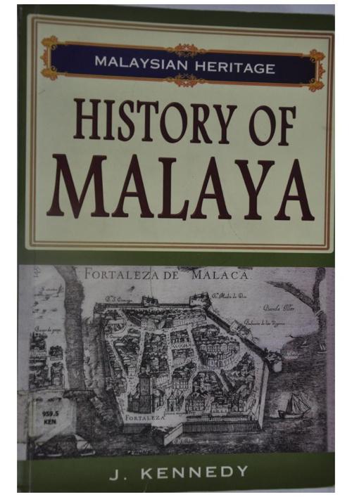 history of malaya