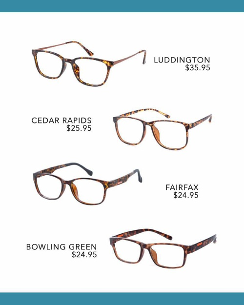 GlassesShop 2015 Lookbook