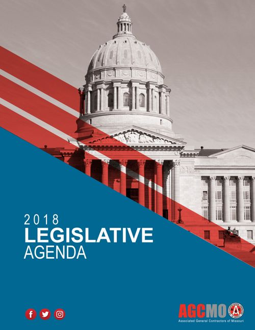 Legislative Agenda 2018