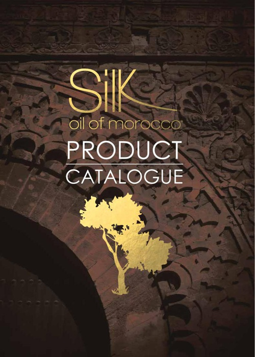 Silk International - Product Catalogue - Issue 01