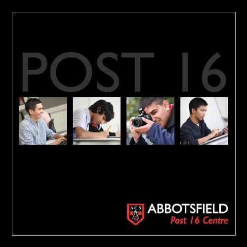 Post 16 Prospectus