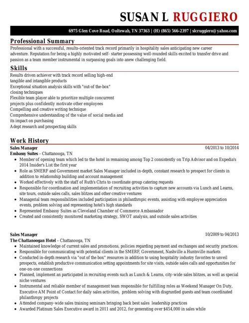 SLRuggiero Resume