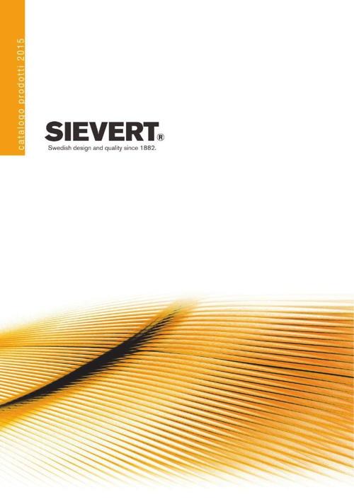 Catalogo Sievert