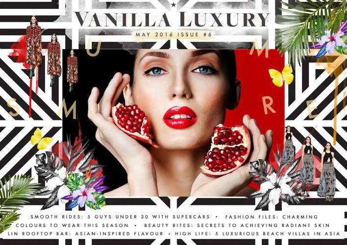Vanilla Luxury - May 2016