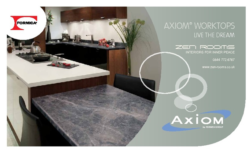 Axiom Worktops