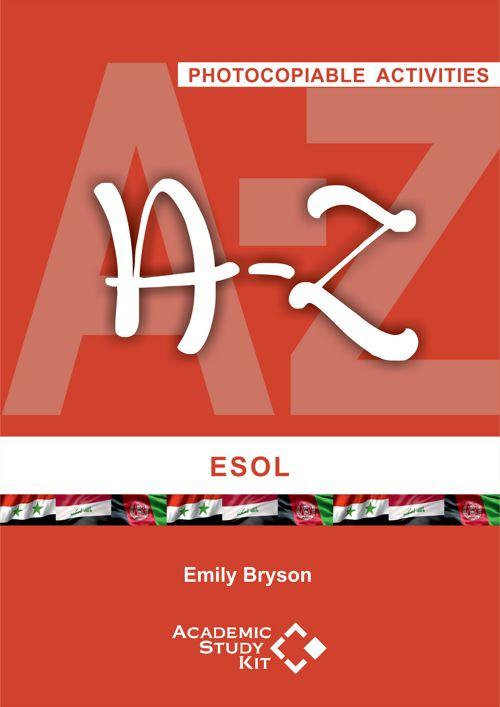 A-Z of ESOL samplePDF