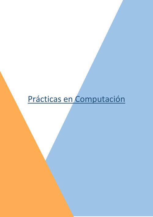 Practicas en Computación V3