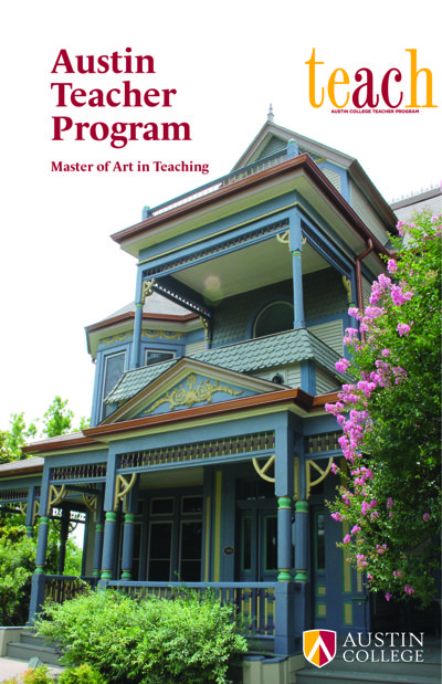 AC Austin Teacher Program Brochure