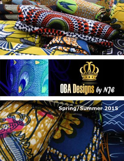 Spring/Summer 2015 Lookbook