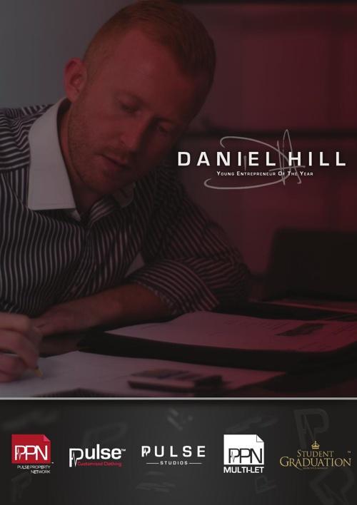 Daniel Hill Investor CV