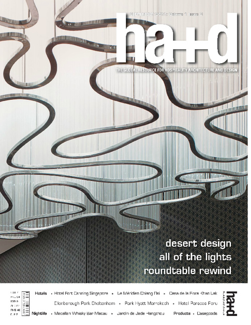 Wharton Hunt featured in HA+D