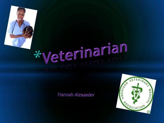 Veterinarian powerpoint
