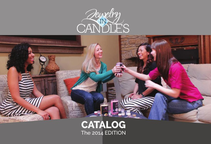 XO Jewelry in Candles Catalog - 2014
