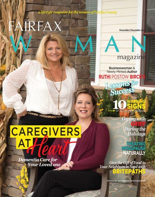 Fairfax Woman - November/December 2017
