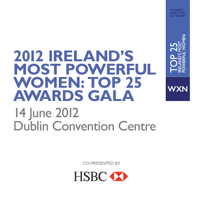 Ireland's Most Powerful Women: Top 25 Award Programme
