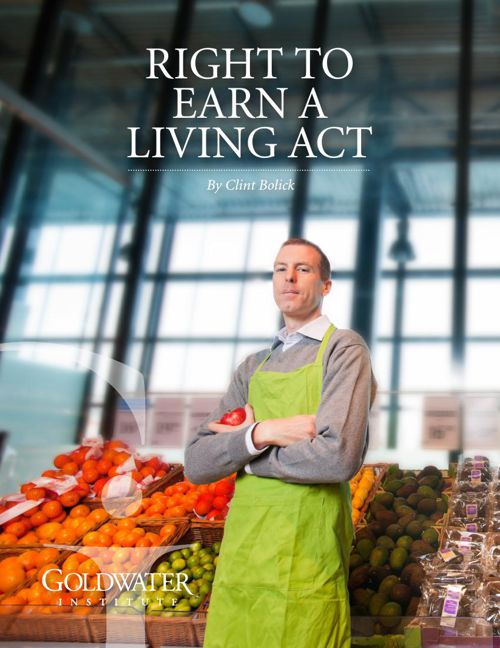 Right To Earn A Living Act