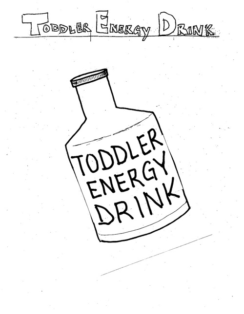 Toddler Energy Drink