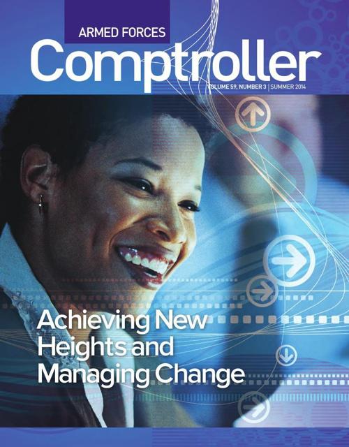 ASMC Comptroller Journal - Vol 59 Num 3 - Summer 2014