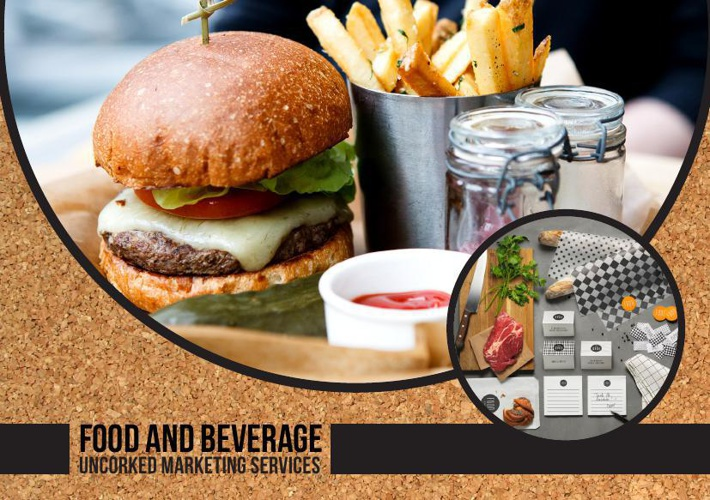 Uncorked Food & Beverage Catalog