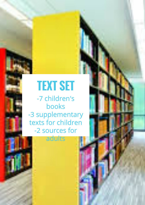 Text Set: Critical Literacy | special needs and disability |