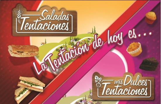 Catalogo: Dulces y Saladas Tentaciones
