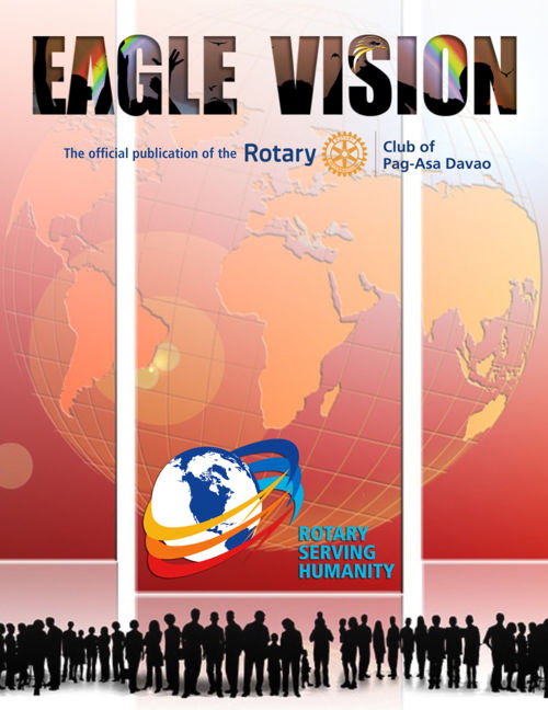 Eagle VIsion, Issue 3, 01 August 2016