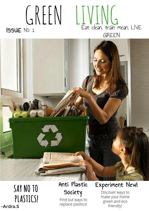Green Living Science Plastics