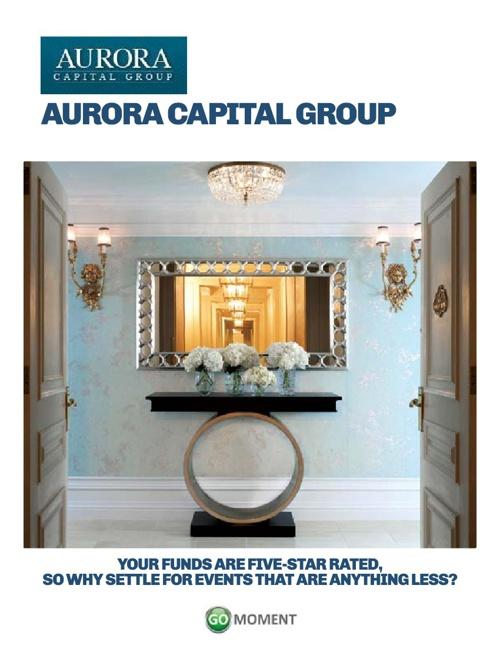 Aurora Capital Group