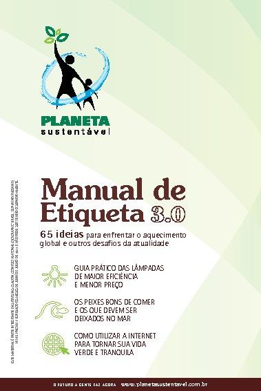 Manual de etiqueta sustentável