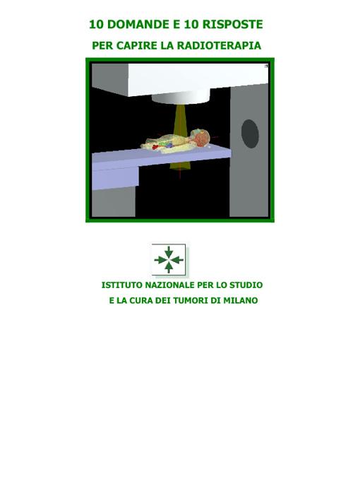 10 domande e risposte sulla radioterapia
